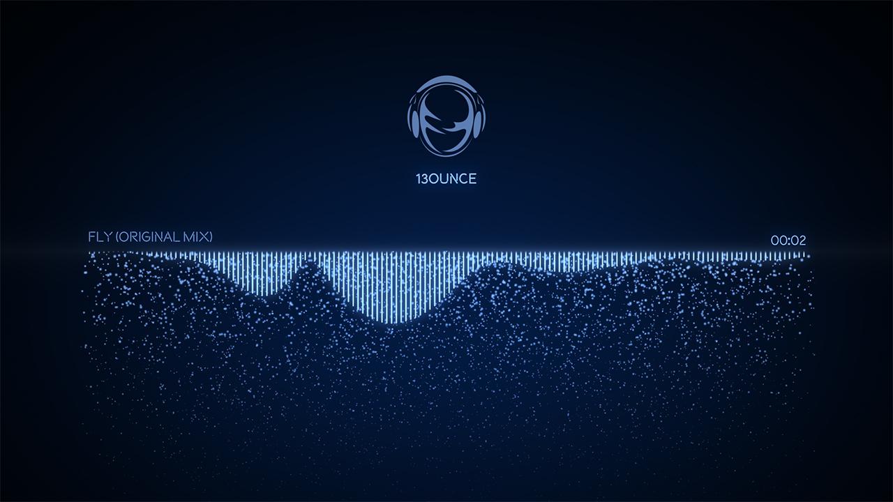 Music Visualizer Waveform